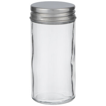 Cylinder Glass Mason Jar