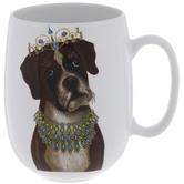 Royal Boxer Dog Mug