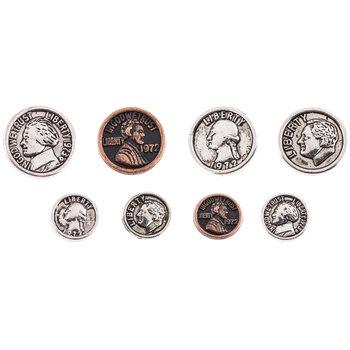 Mini Coin Bezel Fillers