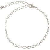 "Small Chain Bracelet - 7 1/2"""