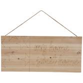 My Home Sweet Home Wood Wall Decor