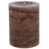 Hazelnut Pillar Candle