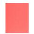 Coral Textured Cardstock Paper - 8 1/2