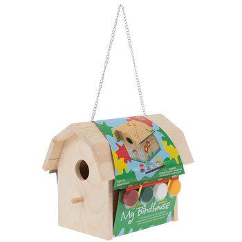 My Little Birdhouse Paint Kit