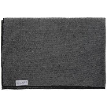 Gray Yoga Towel