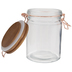 Thankful Flip Lid Canister