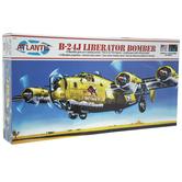 B-24J Liberator Bomber Plane Model Kit