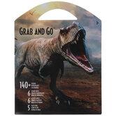Dinosaurs Grab & Go Activity Pad