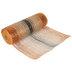 Metallic Orange Ombre Deco Mesh Ribbon - 10