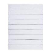 White Shiplap Scrapbook Paper