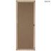 Rustic Gray Prairie Wood Wall Frame - 11 3/4