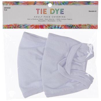 Tie Dye Adult Face Masks