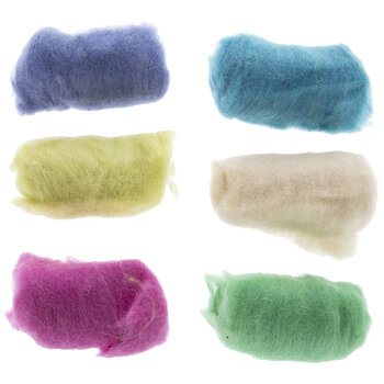 Succulent Wool Roving