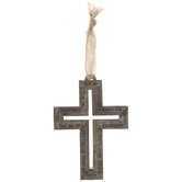 John 3:16 Cross Ornament