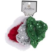Christmas Scrunchies
