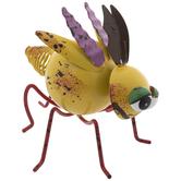 Yellow Metal Wasp