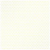 """Small Gold Foil Hearts Scrapbook Paper - 12"""" x 12"""""""