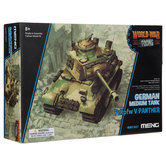 PZKPFW V Panther German Medium Tank Model Kit