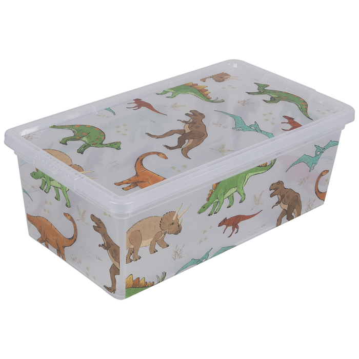Dinosaur Print Container Hobby Lobby 1979533