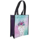 Yarn Llama Tote Bag