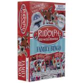 Rudolf The Red-Nosed Reindeer Family Bingo