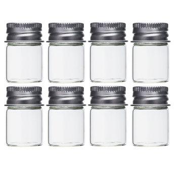 Round Glass Bottles