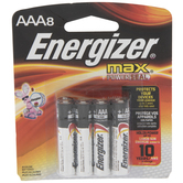 MAX Power Seal Batteries - AAA
