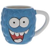 Blue Raspberry Jolly Rancher Mug