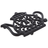 Black Kettle Metal Trivet