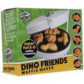Dino Friends Waffle Maker