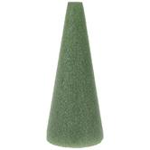 Green FloraCraft FoM Foam Cone