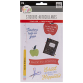 Teacher Happy Planner Stickers