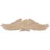 Eagle Wings Wood Applique