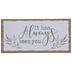 It Has Always Been You Wood Wall Decor