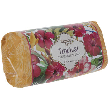 Tropical Triple-Milled Soap