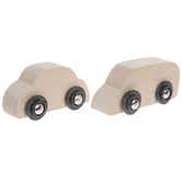 Wood Cars