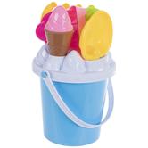 Ice Cream Sand Bucket & Toys