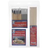 Wood Carver's Starter Tools
