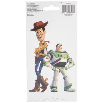 Buzz Lightyear & Woody Toy Story Decal