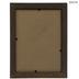 Oak Wall Wood Frame - 5