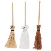 Miniature Mop & Brooms