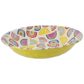 Rainbow & Fruit Serving Bowl