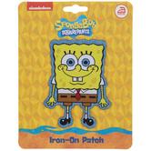 Spongebob Squarepants Iron-On Applique