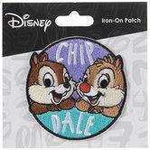Chip & Dale Iron-On Applique