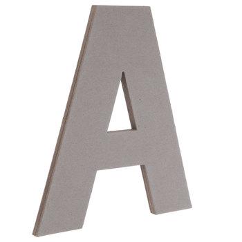 """Chipboard Letter - 8"""""""
