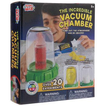 The Incredible Vacuum Chamber Kit