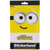 Minions The Rise Of Gru Stickers