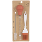 Turkey Baster & Brush