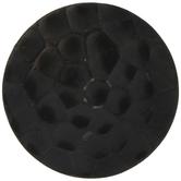Antique Bronze Round Hammered Metal Knob