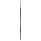 Golden Taklon Angular Shader Paint Brush